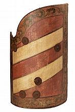 A Hussar's targe (shield)