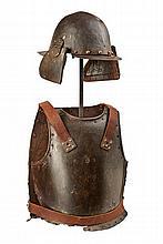 A half armour