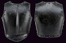 A rare breast -and back-plate