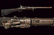 A Snider breech-loading Artillery carbine
