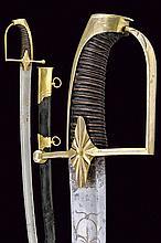 A hussars sabre