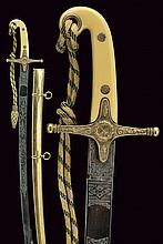 An officers sabre