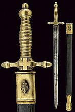 A National Guard short-sword