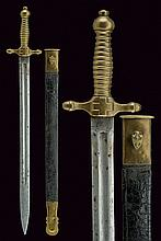 A National Guard dagger