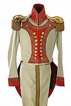 A Order of Saint Stephen officer's uniform, Mod. 1840