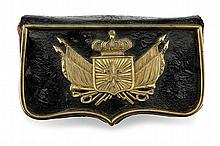 A Honour Guard cartridge box