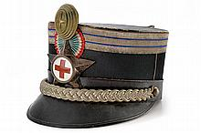 A medical officer's kepì