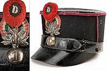 A grenadiers NC officer's kepi
