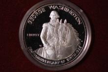 1982-S Geo Washington Commem Silver Half