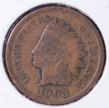 1903 Indian Head Cent - G