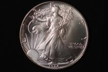 1986 American Silver Eagle - UNC