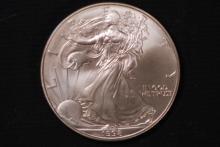 1998 American Silver Eagle - UNC