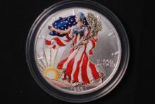 1999 American Silver Eagle - UNC