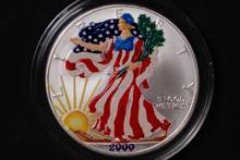 2000 American Silver Eagle - UNC