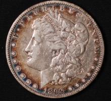 1892 Morgan Silver Dollar- VF
