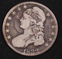 1832 Capped Bust Half Dollar - G