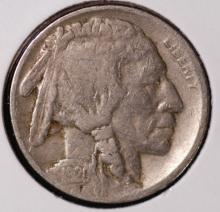 1920-S Buffalo Nickel - F