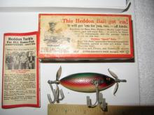 FISHING COLLECTIBLE & LURE AUCTION!