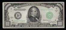 1934-A $1000 Federal Reserve Note - VF