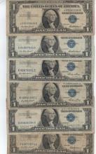 1935 & 1957 $1 Silver Certificate Lot