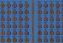 1909-1962 (n/c) Lincoln Cent Lot