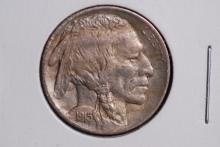 1915 Buffalo Nickel - AU