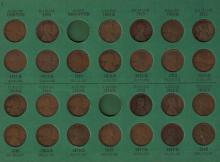 1909-1948S (n/c) Lincoln Cent Collection