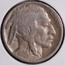 1926-S Buffalo Nickel - VG