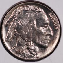 1936 Buffalo Nickel - CH BU