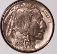 1938-D Buffalo Nickel - CH BU