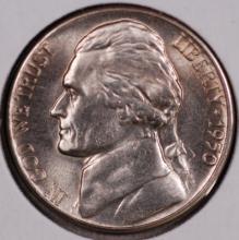 1950-D Jefferson Nickel - CH BU