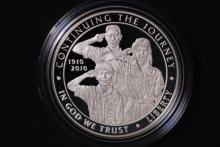 2010-P Boy Scouts Silver Dollar- Gem Proof