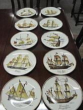 Collection of Wall Plates