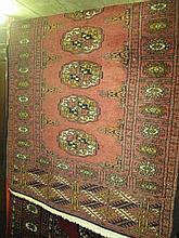Mori Bokhara Carpet