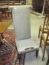 Victorian Prayer Chair