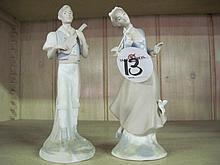 2 Pales SI Figurines