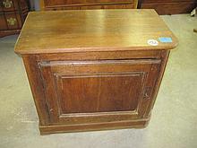 Oak Low Cupboard