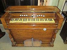 Mahogany Pedal Organ