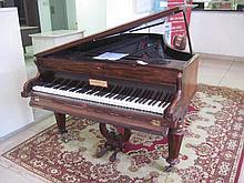 John Broadwood Boudoir Grand Piano