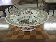 Victorian Porcelain Wash Basin