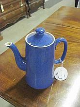 Moorcroft Coffee Pot