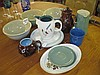 Collection of Denby Ware