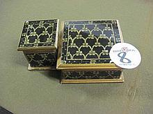 2 Trinket Boxes