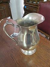 Victorian Silver Plated Water Jug