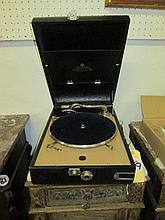 Vintage Salon Decca 10 Gramaphone