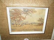 Erich Mayer Watercolour
