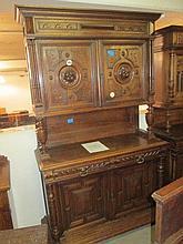 19thC French Oak Buffett