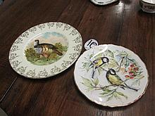 Porcelain Wall Plates
