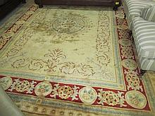 Beige Chinese Carpet