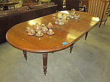 19thC Dropside Extending Dining Table